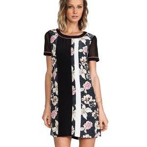 Elizabeth and James Montana Floral Dress XS